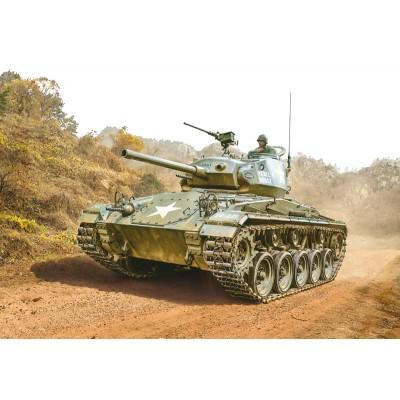 CARRO DE COMBATE M-24 CHAFFE (KOREA) -Escala 1/35- Italeri 6587
