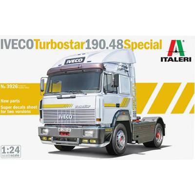 IVECO TURBOSTAR 190.48 SPECIAL -Escala 1/24- Italeri 3926