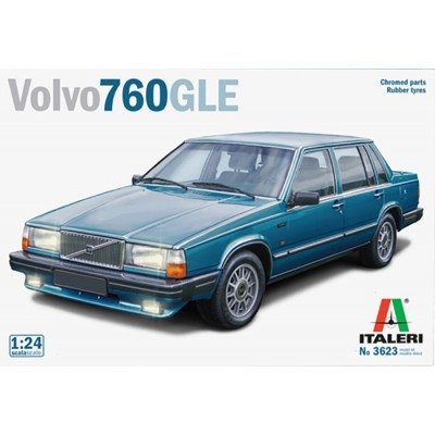 VOLVO 760 GLE -Escala 1/24- Italeri 3623