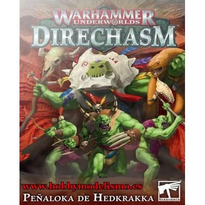 Warhammer Underworlds: DIRECHASM - PENALOKA DE HEDKRAKKA - Games Worshop 109-04