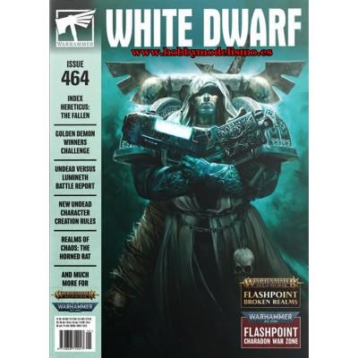 REVISTA WHITE DWARF 464 - MAYO 2021 (Ingles)