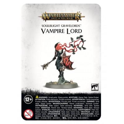 Soulblight Gravelors: VAMPIRE LORD - Games Worshop 91-52