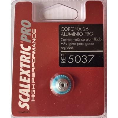 CORONA ALUM SCX PRO 26T -SCALEXTRIC 50370
