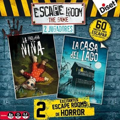 ESCAPE ROOM THE GAME 2 JUGADORES - DISET 62318