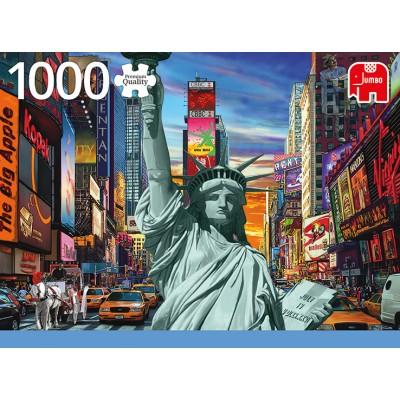 PUZZLE 1000 PIEZAS NEW YORK - JUMBO 18861