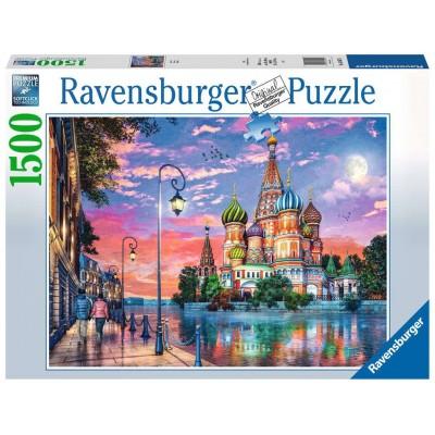 PUZZLE 1500 PZAS MOSCU -RAVENSBURGER 16597
