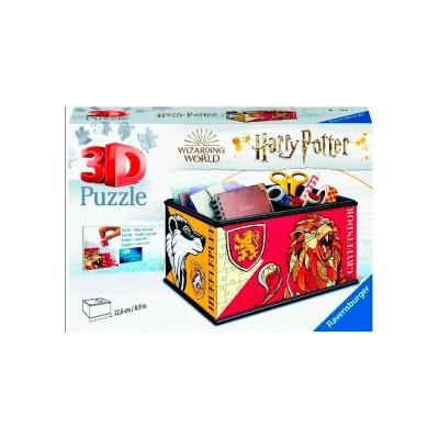 PUZZLE 3D 216 PZAS CAJA DEL TESORO HARRY POTTER - RAVENSBURGER 11258