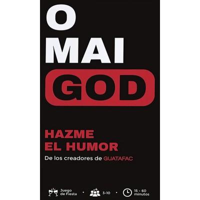 OMAIGOD HAZME EL HUMOR