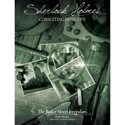 SHERLOCK HOLMES DETECTIVE ASESOR - LOS IRREGULARES DE BAKER STREET