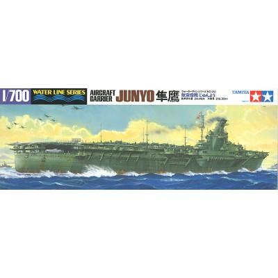 PORTAAVIONES JUNYO -Escala 1/700- Tamiya 31212