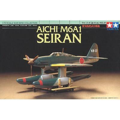 AICHI M6A1 SEIRAN -Escala 1/72- Tamiya 60737