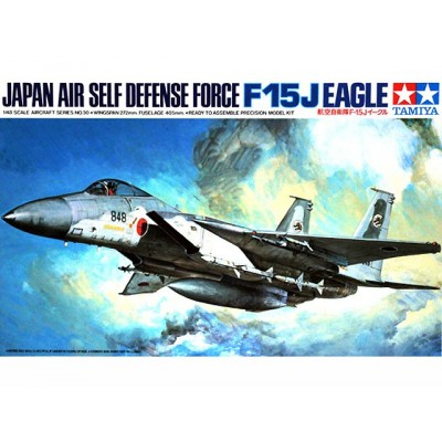 F15J EAGLE JASDF - escala 1/48 - tamiya 61030
