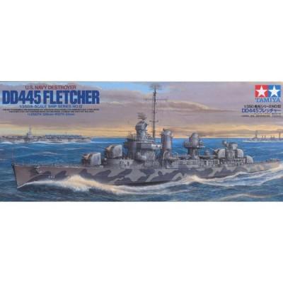 DESTRUCTOR DD445 FLETCHER 1/350