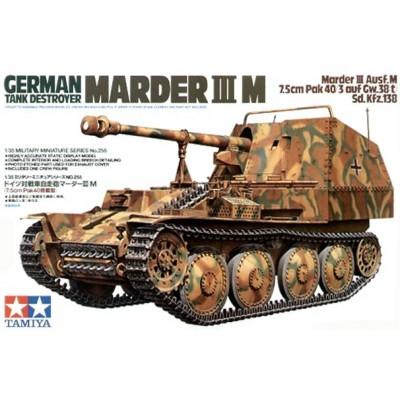 CAZA CARROS SD.KFZ. 138 Y PAK-40 (75 mm) MARDER III M