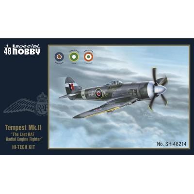 HAWKER TEMPEST Mk-II -Escala 1/48- Special Hobby SH48214