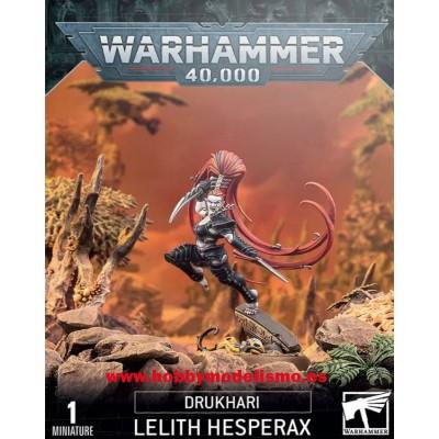 DRUKHARI LELITH HESPERAX GAMES WORKSHOP 45-37