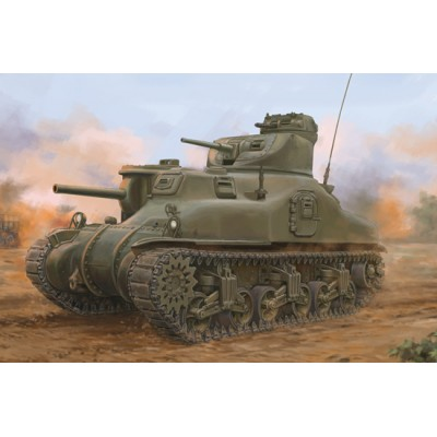 CARRO DE COMBATE M-3 A1 LEE -Escala 1/35- I LOVE KIT 63516