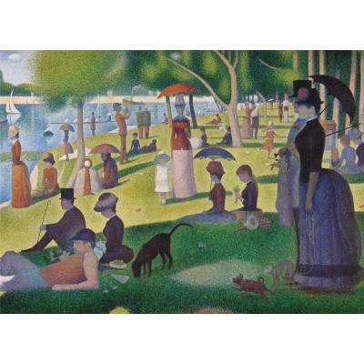 PUZZLE 1000 PZAS SUNDAY ON LA GRANDE - CLEMENTONI 39613