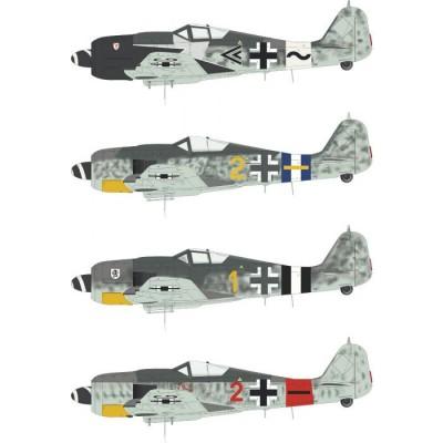 FOCKE WULF Fw-190 A8/ R2 -Escala 1/48- Eduard 84114