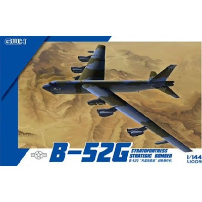 BOEING B-52 G STRATOFORTRESS -Escala 1/144- Great Wall Hobby L1009