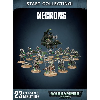 START COLLECTING NECRONS GAMES WORKSHOP 70-49