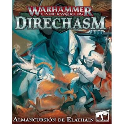 WARHAMMER UDW DIRECHASM ALMANCURSION DE ELATHAIN- Games Workshop 110-95
