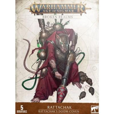 BROKEN REALMS: RATTACHAK - Games Worshop 90-31