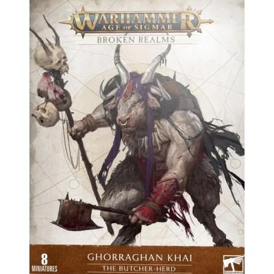BROKEN REALMS: GHORRAGHAN KHAI - Games Worshop 81-06