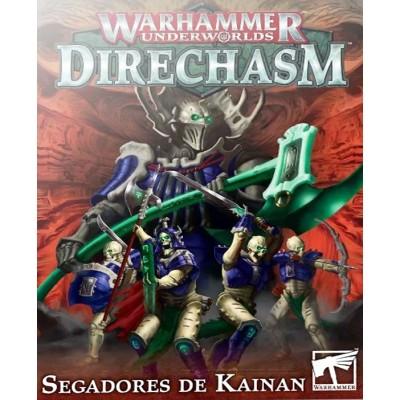 UNDERWORLD DIRECHASM SEGADORES DE KAINAN - GAMES WORKSHOP 109-03