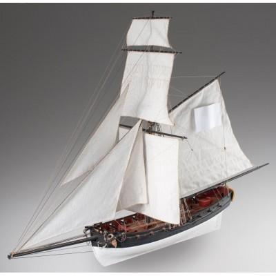 CUTTER LE CERF -Escala 1/72- DUSEK SHIP KIT D009