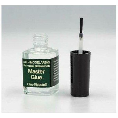 PEGAMENTO PARA MAQUETAS MASTER GLUE (12 ml) - Master Hobby Kits Craft 01