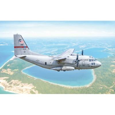 AERITALIA G-222 / C-27 A/J SPARTAN -Escala 1/72- Italeri 1450