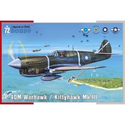 CURTISS P-40M WARHAWK -Escala 1/72- Special Hobby SH72382