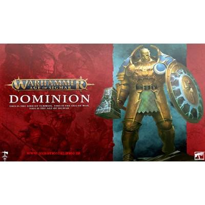 AGE OF SIGMAR : DOMINIO - (EN ESPAÑOL) GAMES WORKSHOP 8003