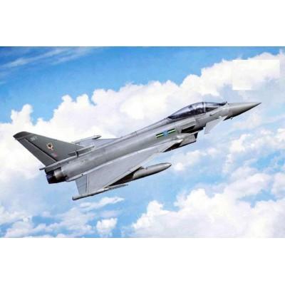 "EUROFIGHTER EF-2000 TYPHOON ""Royal Air Force"" -Escala 1/72- Italeri 1457"