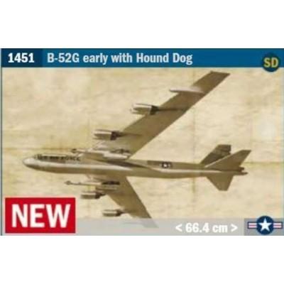 BOEING B-52 G STRATOFORTRESS -Escala 1/72- Italeri 1451