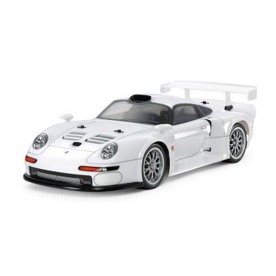 KIT DE MONTAJE R/C PORSCHE 911 GT1 SREET 1996 (TA03R-S) -Escala 1/10- Tamiya 47443