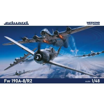 FOCKER WULF Fw-190 A8/ R2 -Escala 1/48- Eduard 84114