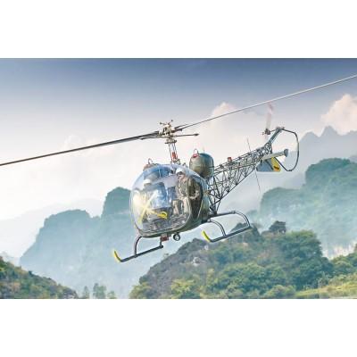 BELL OH-13 SIOUX (España) -Escala 1/48- Italeri 6183