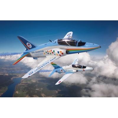 BAE HAWK NHS LIVERY -Escala 1/72- Airfix A73100