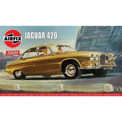JAGUAR 420 -Escala 1/32- Airfix A03401V