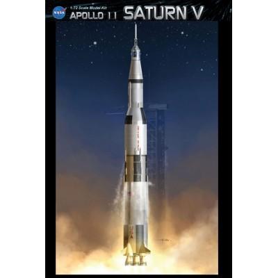 COHETE SATURNO V (APOLLO 11) -Escala 1/72- Dragon Models 11017