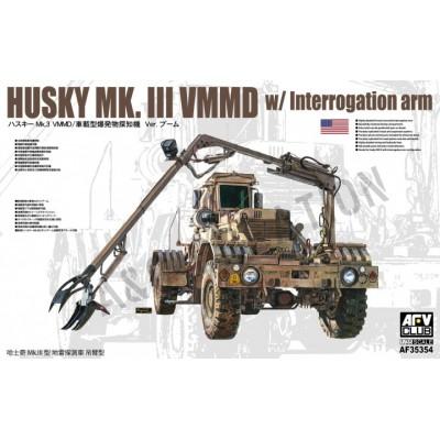 VEHICULO DESMINADOR HUSKY MK.III VMMD & Interrogation Arm -Escala 1/35- AFV Club AF35354