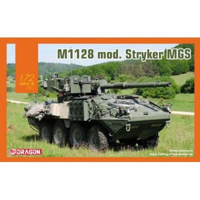 TRANSPORTE DE TROPAS M-1128 STRYKER -Escala 1/72- Dragon Models 7687