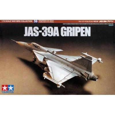 SAAB JAS-39 A GRIPEN -Escala 1/72- Tamiya 60759
