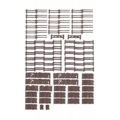 CERCAS Y VALLADOS DE CAMPO (L: 2.900 mm) 53 piezas