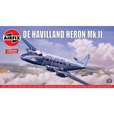 de HAVILLAND HERON Mk-II Vintage Classics -Escala 1/72- Airfix A03001V