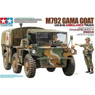 CAMION AMBULANCIA M-792 GAMA COAT -Escala 1/35- Tamiya 35342