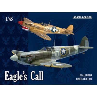 "SUPERMARINE SPITFIRE MK-Vc ""Eagles Call"" (Dual Combo) -Escala 1/48- Eduard 11149"