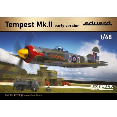 HAWKER TEMPEST Mk-II Early -Escala 1/48- Eduard 82124